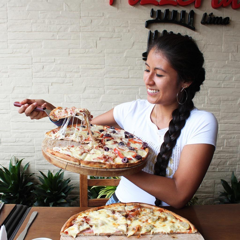 pizzas arequipeñas