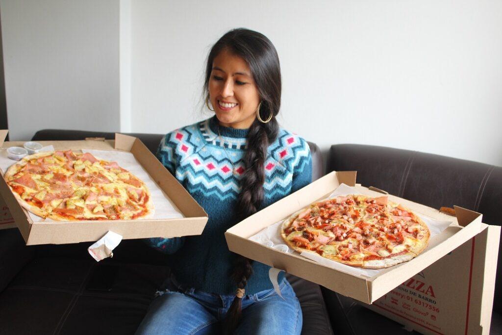 Pizza artesanal