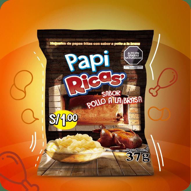 Snacks peruanos antiguos
